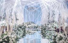 【人气爆款】50-80人小型婚礼之选送四大人员