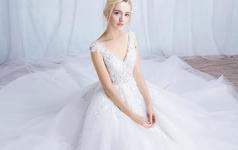 唯美嫁衣——童话梦境可爱的蓬蓬裙