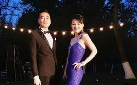 2014林欣双主持西式草坪婚礼本年度最感人的一场