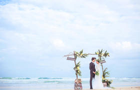 【麦田映像婚纱摄影】Julia Island