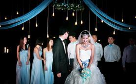 琴台食尚户外婚礼《最合适的人》三机+摇臂+婚前拍