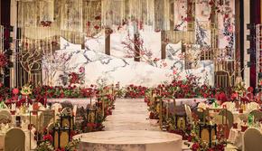 【UCN婚礼企划】·钻石爆款·何金之好