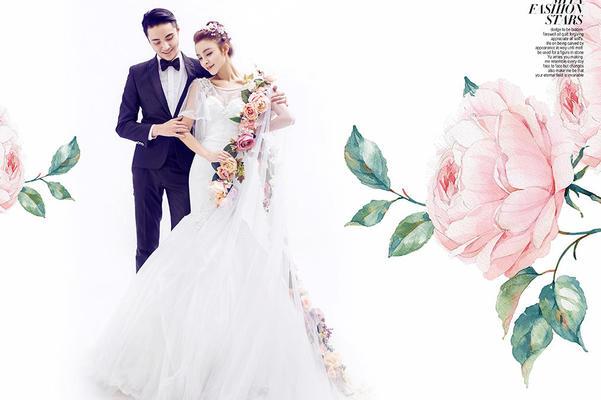 厦门艾美婚纱摄影《花仙子主题》