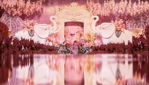 【爱想定制】· 香格里拉酒店|欧式花园|白象飞鸟