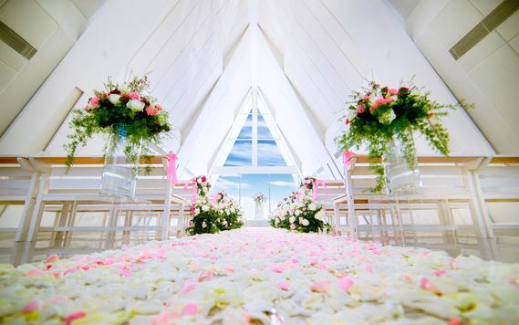 三亚婚礼策划-海边草坪婚礼-教堂婚礼-婚庆仪式