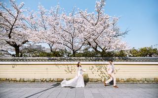 日本彩摄影