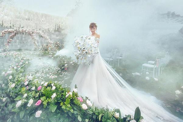 【雲端印象婚礼定制】花非花 雾非雾