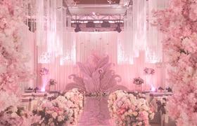明天婚礼 | 浪漫唯美粉色系《羽》
