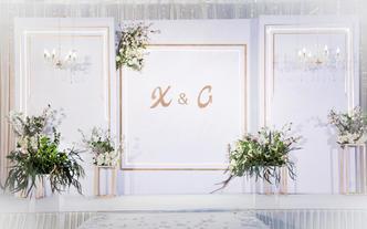 【热带猫婚礼】小清新简约风唯美创意设计