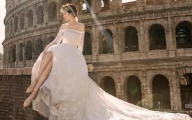 MEEBRIDE最美新娘罗马旅拍