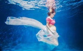 StudioFive 水下孕妇写真