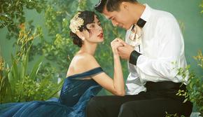 特供套系主题任选拍摄婚纱照体验拍摄