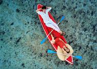 【地点任选】三亚云南厦门青岛巴厘岛/补贴机票