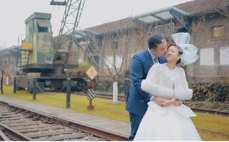 【创始人级】高端设备双机摄像婚礼拍摄