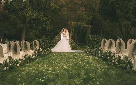 【森术婚礼】精灵赋予的甜味-人气推荐草坪婚礼