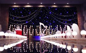<P&L>星空复古主题婚礼