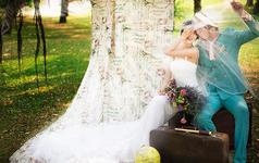 三亚APPLE视觉婚纱摄影|天涯海角|园林主题