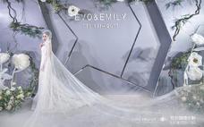 【US案例】高级灰多层次婚礼