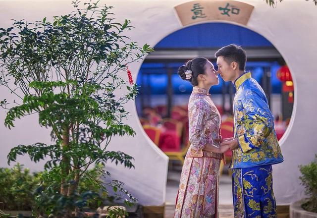 【中式婚礼】长乐未央—厂房里的中国风婚礼