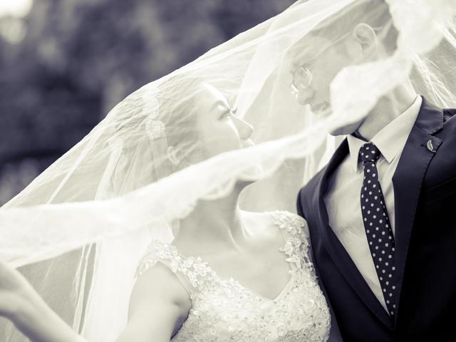 金色造型精致婚纱礼服8件超值套餐
