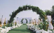 100-200中型户外小清新婚礼特惠套餐