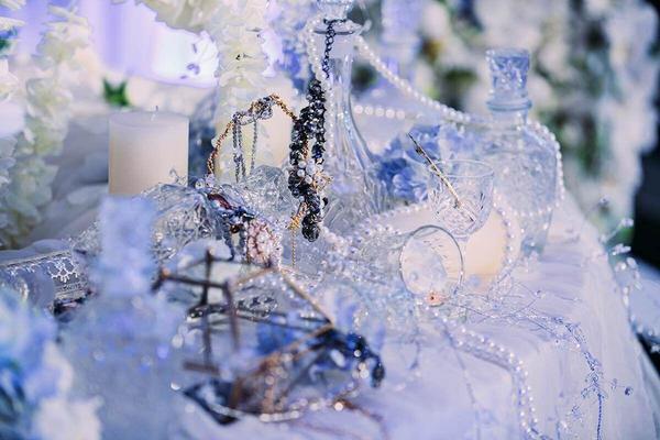《冰雪音符》主题婚礼