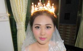全日新娘跟妆