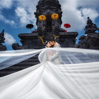 Start in bali巴厘岛婚纱摄影套餐C