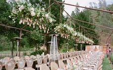 「念和」质朴别致的户外婚礼