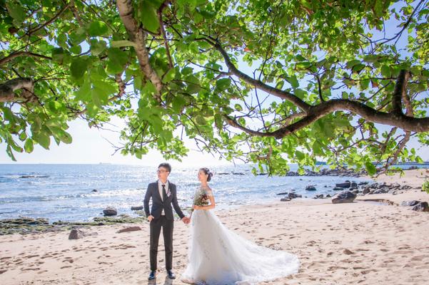 三亚米娅婚纱摄影《游艇主题拍摄》