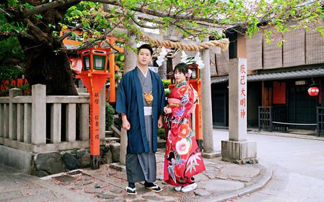 日本旅拍——一大波小清新美照