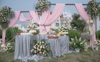 诺时尚婚礼定制
