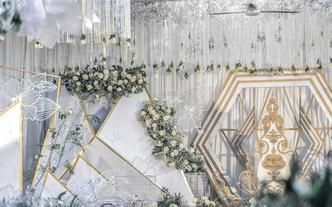 【限时特惠】UCN婚礼·杜甫村·白金大气风