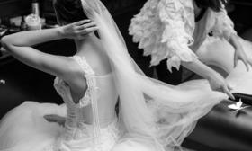 伊家婚纱婚礼现场  二货女神的婚礼