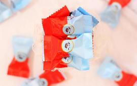 囍铺喜糖-蜜瑞莲风味巧克力(代可可脂)
