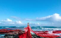 【浪漫旅拍 】海景婚纱照系列套餐