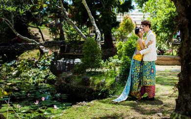 爱旅拍巴厘岛•原创作品•异域风情民族风