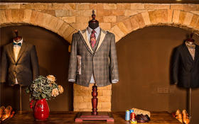 乔瑞德——西服半成品展示系列