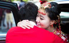 中西式Park Hyatt婚礼四机摄影摄像
