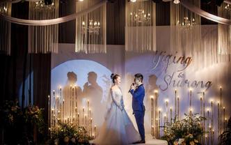 【美麗婚禮】灰色+白色大理石元素婚礼