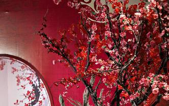 顾式婚礼-大红色中式婚礼