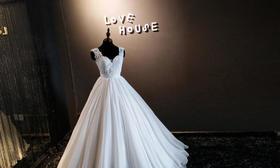 爱之屋新款婚纱