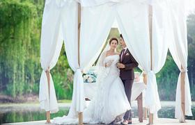 放飞爱情 热气球婚纱摄影