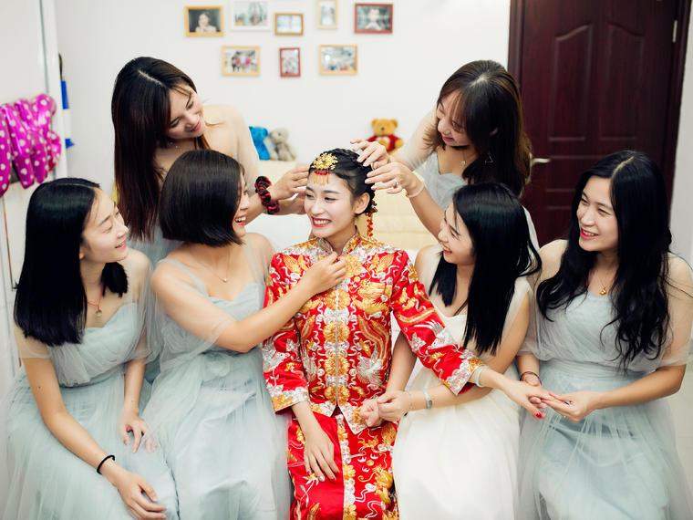 标配组合人气套餐--双摄影双摄像婚礼记录-您的最佳选择