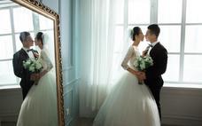 【客片美才是真的美】祝 聂亮&胡淑冰  新婚快乐