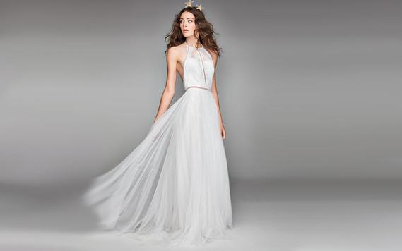 【摩登新娘】婚礼全天四件套+伴娘服2件