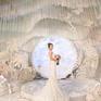 【明星同款】-裸白色唯美婚礼