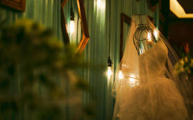 【David婚礼记】复古法式风格婚礼