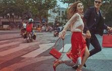 【乐玛摄影】城市微旅拍,打造婚照时尚感
