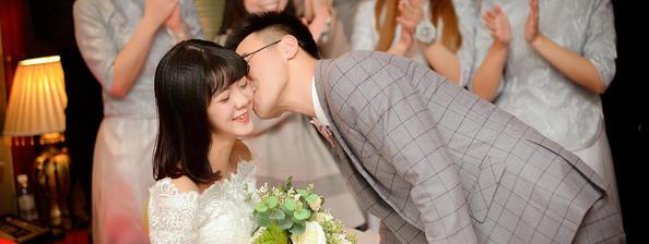 花儿映画总监档双机位重庆婚礼跟拍